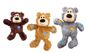 KONG Wild Knots Bears, medium/large