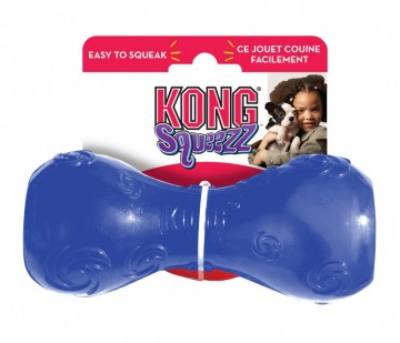 KONG Squeezz Dumbbell, large - 20cm